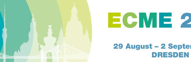 ECME-2017, Dresden, August 29 − September 2, 2017